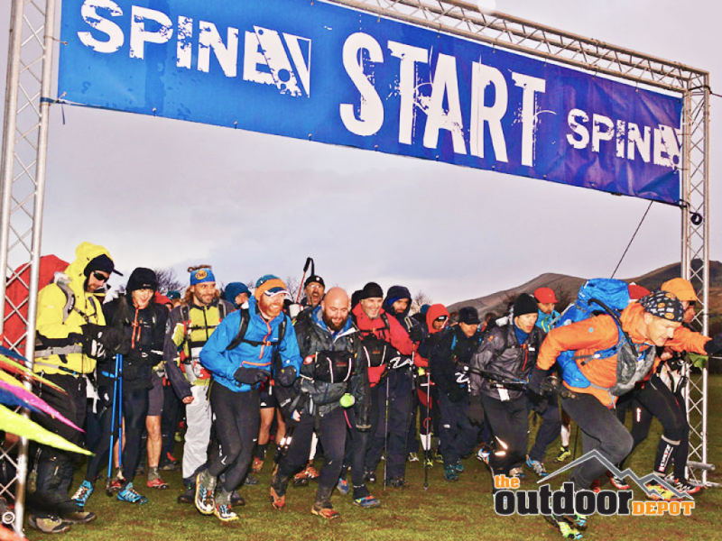 Montane Spine Race – Britain's 2nd most brutal fell race overview by Jim Tinnion