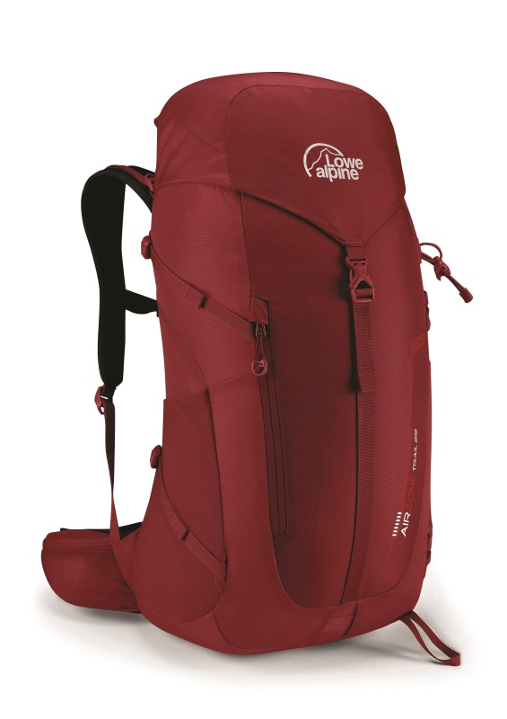 25 litre day pack from mountain specialists Lowe Apline