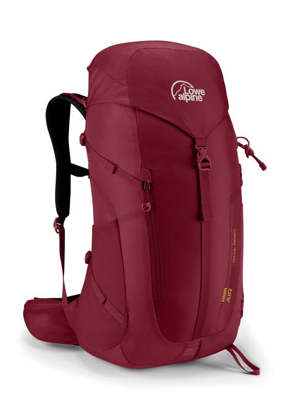 Women's specific back pack from Lowe Alpine