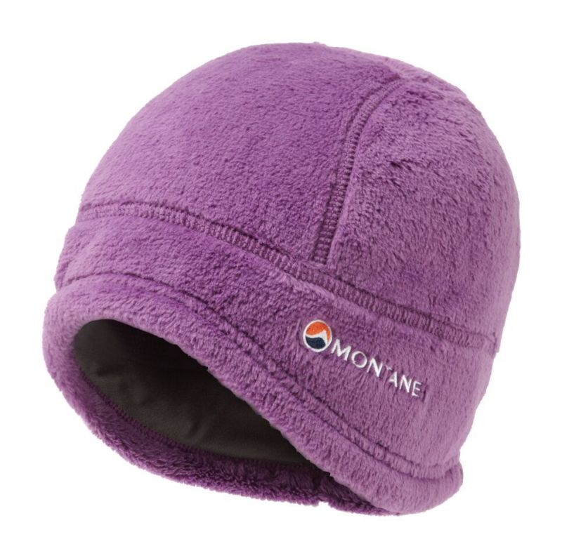 A beanie made from super soft and warm high lofting fleece.