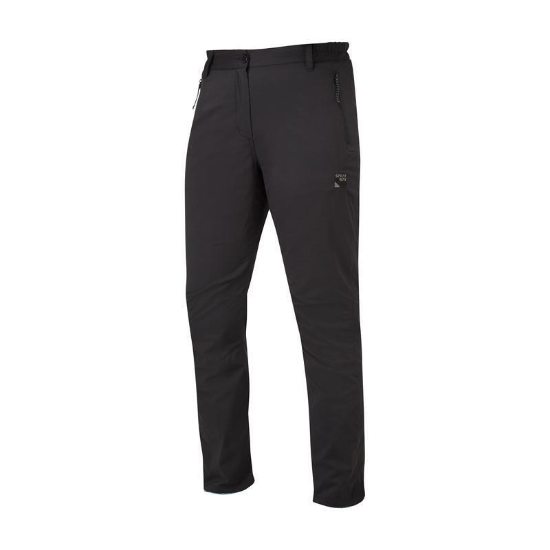 Walking trousers worn next to skin, with a waterproof membrane to keep you dry all day.