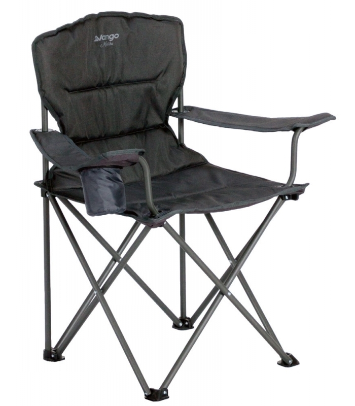 Packable camping chair