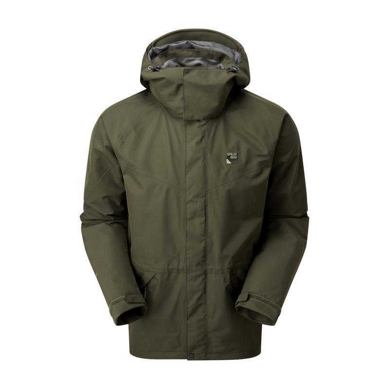 Gore parka for men.