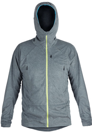Light weight mid layer fleece from Paramo.