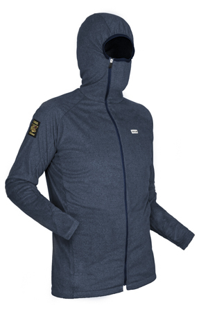 lightweight layering fleece