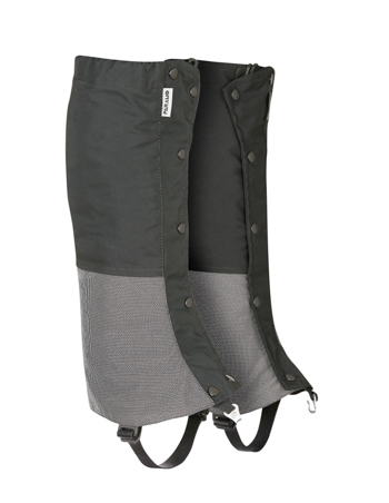 Paramo's Mountain Gaiters prove you don't have to buy bulky to get superb protection from the elements.