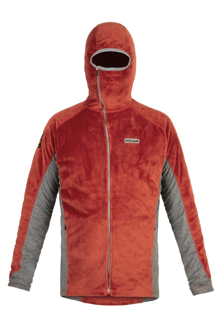 High loft, super soft technical fleece from Paramo