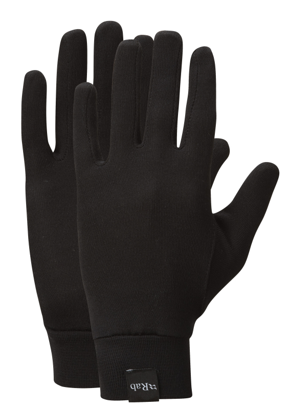 Lightweight liner gloves from Rab