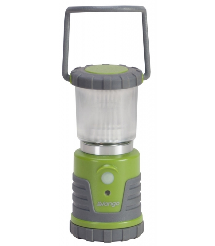 The Spectrum 250 Lantern is battery powered with 4 different light settings.