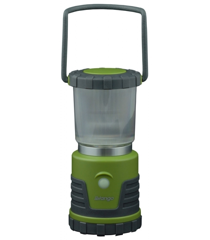 The Spectrum 380 Lantern is battery powered with 4 different light settings.