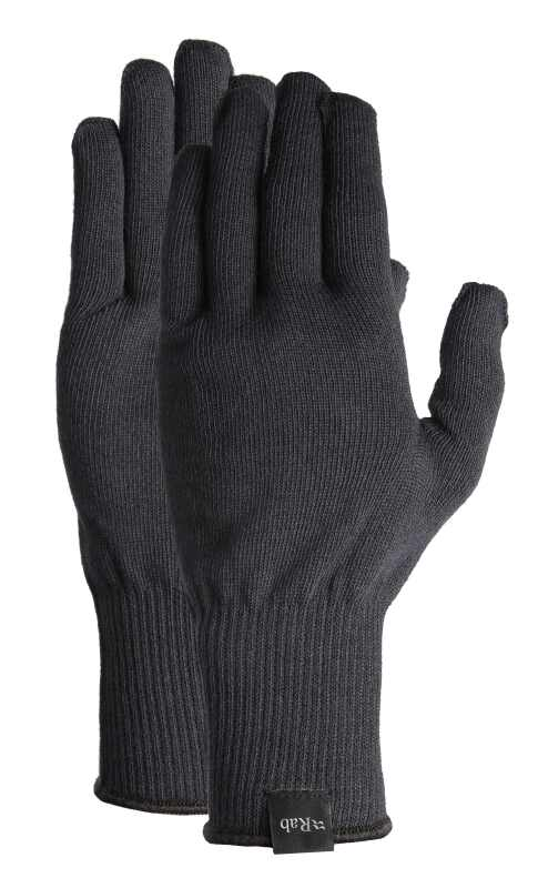 Essential Knitted glove.