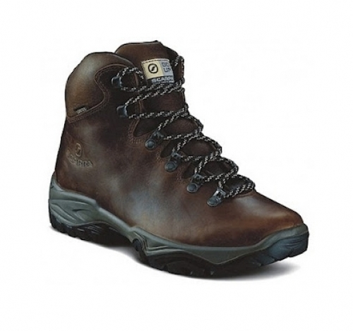 Scarpa Terra GTX walking boots from Extra Narrow to Exta Wide fitting