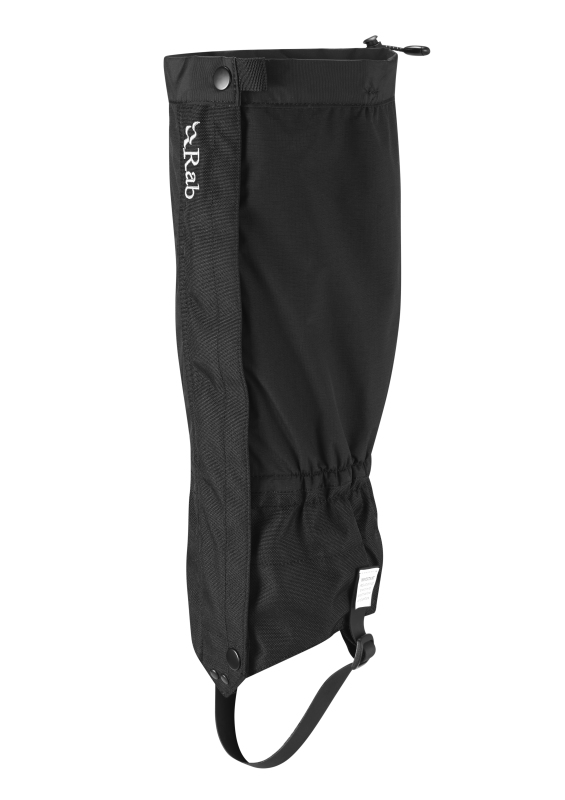 Lightweight waterproof gaiters from Rab.