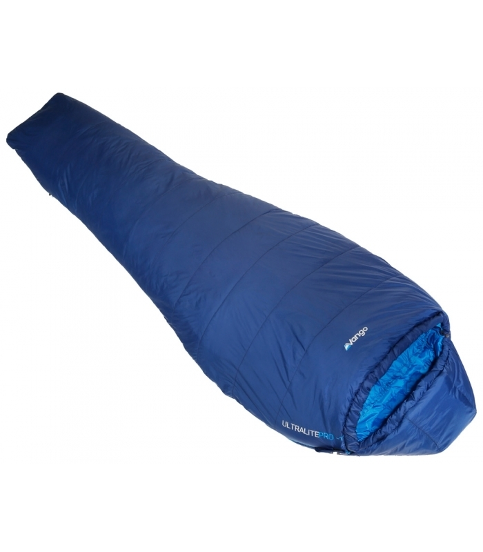 Lightweight and packable sleeping bag with new technology to avoid cold spots!