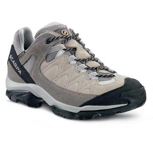 Scarpa Vortex walking hiking boots. Fitting offers extra narrow to extra wide fitting