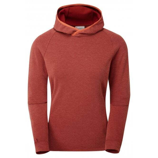 Low bulk but high warmth layering from Ronhill