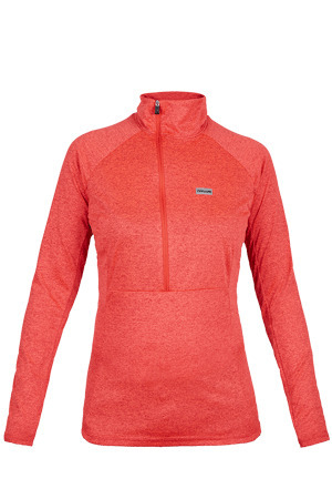 The Tempro baselayer from Paramo provides insulation and wicking.