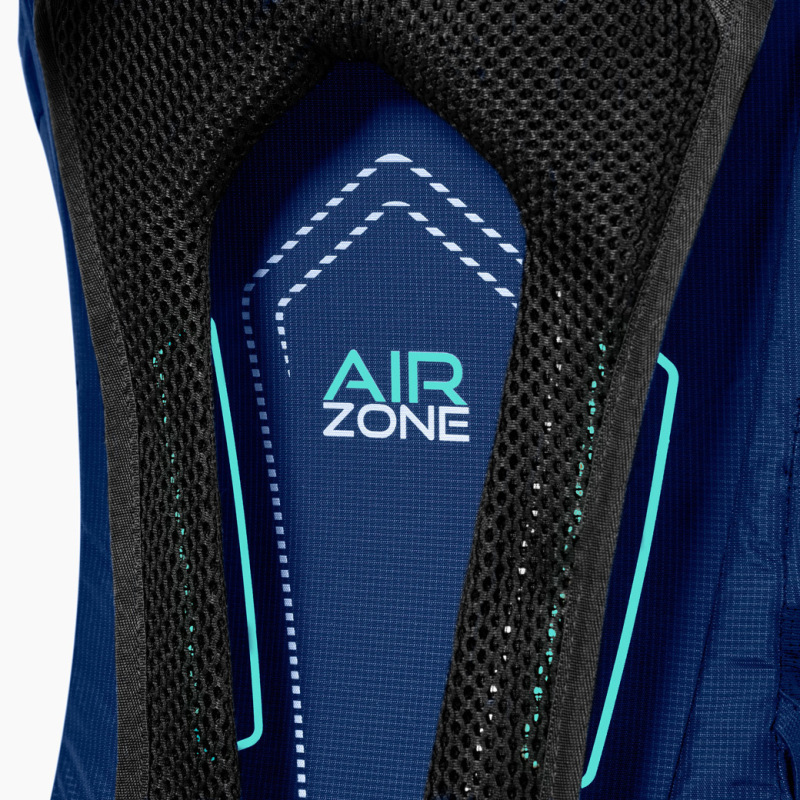Airzone detail, alowing air to circulate and prevent overheating.